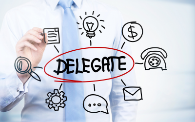 Make a List of Things to Delegate