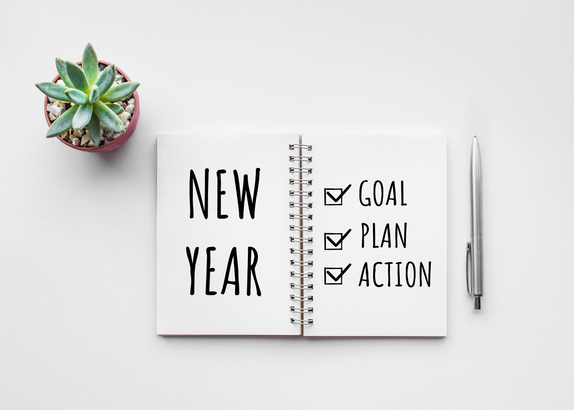 Ammie - New Year Goals