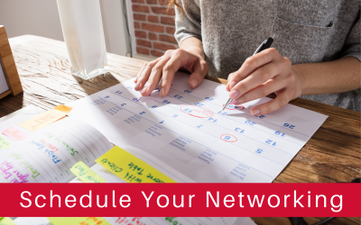Schedule Your Networking