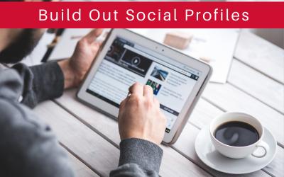 Update Social Profiles